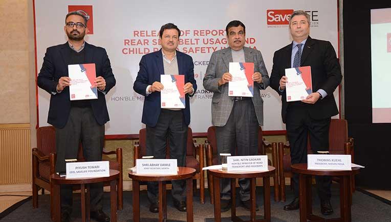 Launch of report in New Delhi