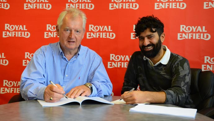 Royal Enfield acquires Harris Performance