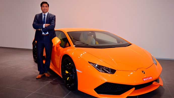 Sharad Agarwal, previously the Head of Field Forces for Audi India, has now been appointed as the Head of Lamborghini India