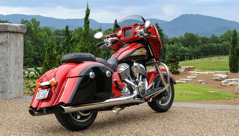 Great future for super bikes in India; Pic of Indian Motorcycle, courtesy Indian Motorcycle