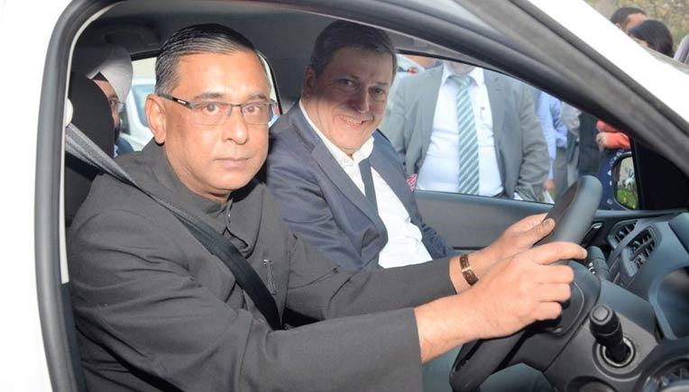 Guenter Butschek and Saurabh Kumar
