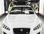 1,100 new jobs in JLR Castle Bromwich plant