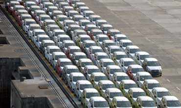 3,000 Chevrolet Beat cars shipped to Mexico