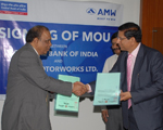 AMW signs MOU with Central Bank of India
