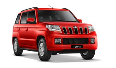 Anand Mahindra's love story with the TUV300
