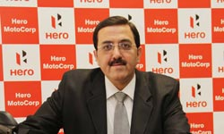 Anil Dua resigns from Hero MotoCorp.