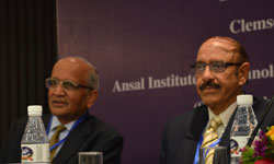 Ansal University conference on supply chain