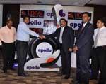 Apollo Tyres partners Ideal Motors in Sri Lanka