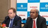 Ashok Leyland - Nissan JV on schedule