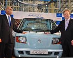 Ashok Leyland and Nissan roll out Dost