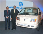 Ashok Leyland–Nissan to sell 55,000 LCVs in 1st yr