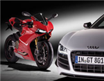 Audi AG acquires Ducati Motor Holding S.p.A.