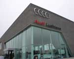 Audi India opens its showroom in Ludhiana