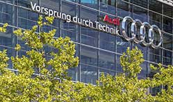 Audi and Umicore develop closed loop battery recycling