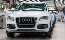 Audi meets its 2015 global sales target in 2013