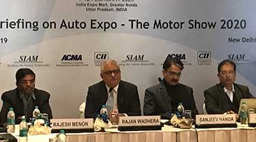 Auto Expo- The Motor Show 2020 begins Feb 7-11, 2020