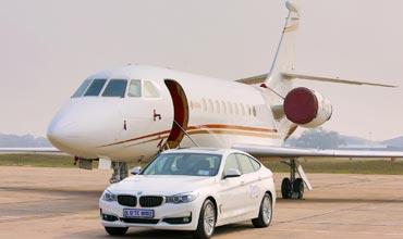 BMW Gran Turismos to escort VIPs at Delhi Airport