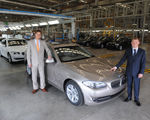 BMW India's  facility rolls out the 100,00th car