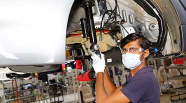 BMW, Mercedes-Benz, TVS, Royal Enfield, VECV, others resume production