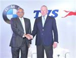 BMW Motorrad and TVS Motor Company join hands