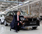 BMW Plant Chennai rolled out the 25000th car