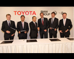 BMW, Toyota collaborate on eco-friendly tech