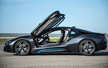 BMW i8 global deliveries begin in June 2014