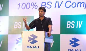 Bajaj Auto first to comply with BS IV emission norms