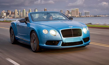 Bentley delivers 11020 cars globally, records 9pc growth in 2014