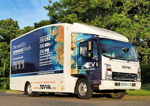 Bharat Forge Limited invests Rs 90.30 crore in Tevva Motors, UK