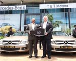 Carzonrent inducts a fleet of 90 Merc cars