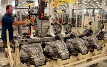 Chrysler Group launches 9-Speed production