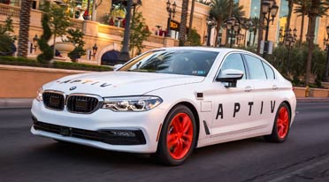 Delphi Automotive, now named Aptiv,  completes spin-off of powertrain segment