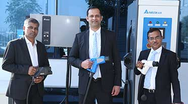 Delta Electronics India introduces E-Mobility Tech Experience Centre