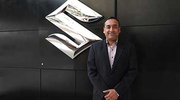 Devashish Handa is VP, Sales, Marketing at Suzuki Motorcycle India