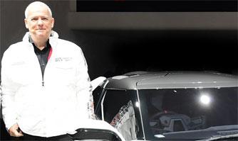 Dr. Tim Leverton calls it quits at Tata Motors