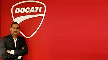 Ducati India appoints Bipul Chandra as new Managing Director