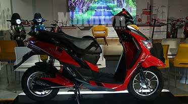 Electric two-wheeler  sales up in Sept 2020 by 72%, says SMEV