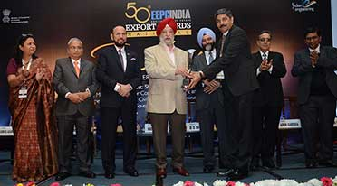 FCA India wins India's highest Award for Quality Excellence from government