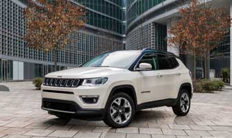 "FCA officials Say the Jeep Compass is a ""No Compromise"" vehicle"