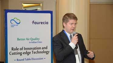 Faurecia, Clean Air Asia partner for clean air solutions in Asia