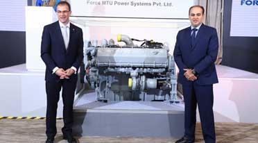Force Motors, Rolls Royce sign JV agreement for gen sets