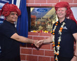 Ford India breaks ground on new site in Gujarat