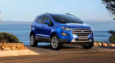 Ford India sales touches 29,795 units in December 2017