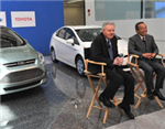 Ford, Toyota to collaborate on hybrid systems