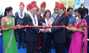 Ford inaugurates 4 new Facilities of Tanish Ford in Gurgaon