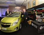 GM India introduces Smartech engine