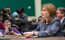 GM's May Barra testifies in US