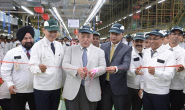 HMSI inaugurates 2nd scooter assembly line in Gujarat