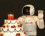 Happy Birthday ASIMO!